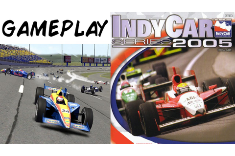 IndyCar Series 2005 - PS2 Gameplay & Intro HD - YouTube