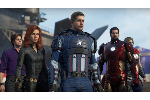 Marvel's Avengers: Deluxe Edition appears on Xbox Store ...