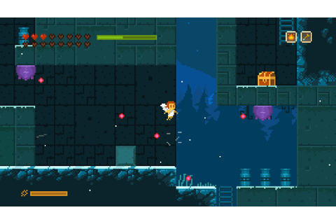Elliot Quest (Wii U eShop) News, Reviews, Trailer ...