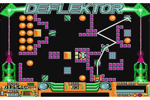 Deflektor Download (1988 Amiga Game)