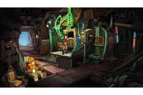 Deponia (Nintendo Switch) News, Reviews, Trailer & Screenshots