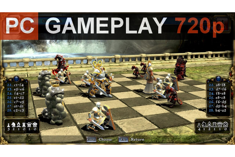 Battle vs Chess PC Gameplay (720p) - YouTube
