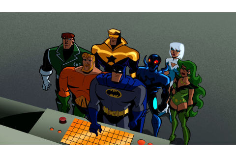 Justice League International | Batman: the Brave and the ...
