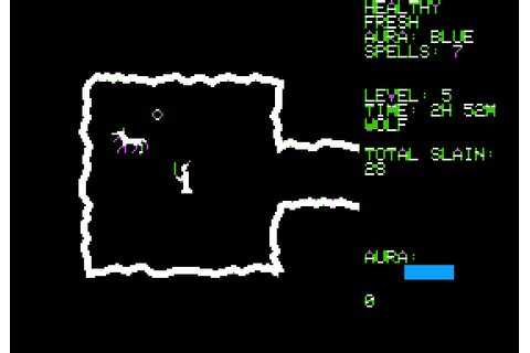 The CRPG Addict: Game 326: Sorcerer of Siva (1981)