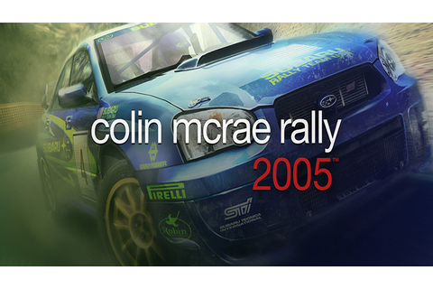 Colin McRae Rally 2005 DRM-Free Download » Free GoG PC Games