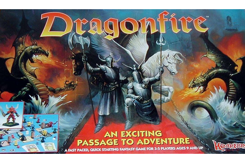 Dragonfire | Board Game | BoardGameGeek