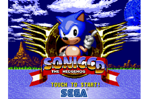 Sonic CD for Android - APK Download