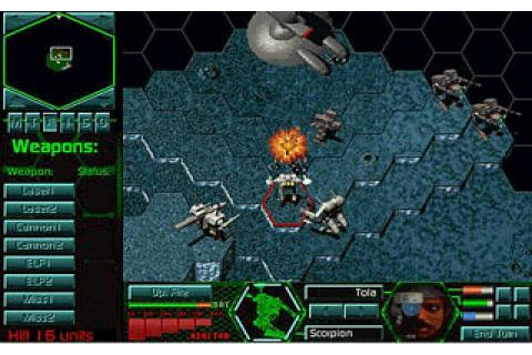 MissionForce: Cyberstorm download PC