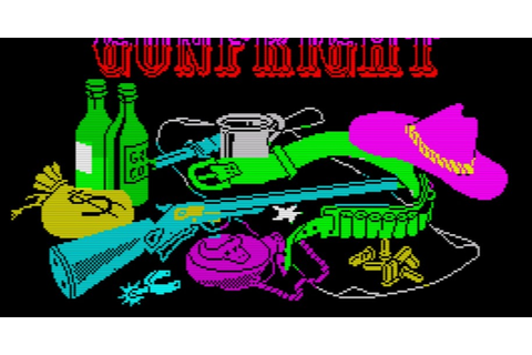 Indie Retro News: Gunfright Returns - Reloaded Remix - An ...