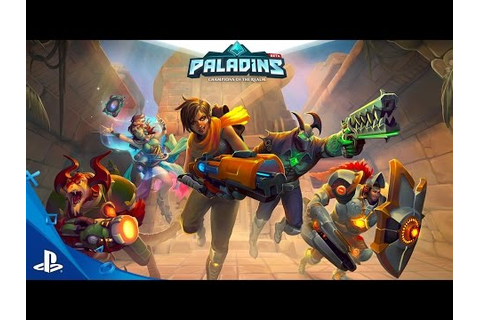 Paladins Game | PS4 - PlayStation