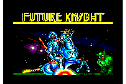Download Future Knight (Amstrad CPC) - My Abandonware