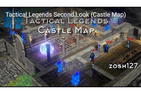 Tactical Legends game | Turn-based battle arena
