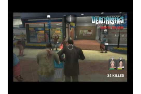 Dead Rising - Chop till you drop Nintendo Wii zombie video ...