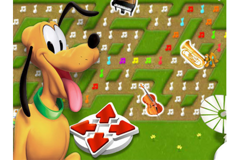 Pluto's Musical Maze | Disney Games UK