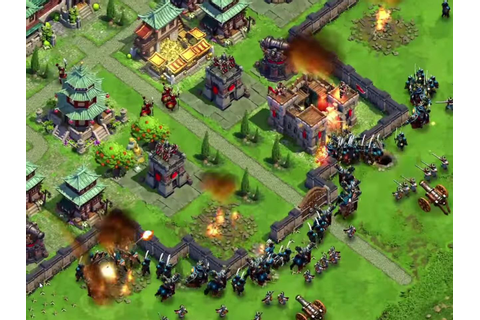 DomiNations launches on the iPhone and iPad for all your ...