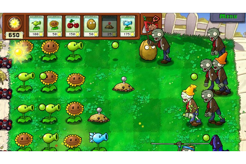 Plants vs. Zombies™ Game of the Year Edition for PC/Mac ...