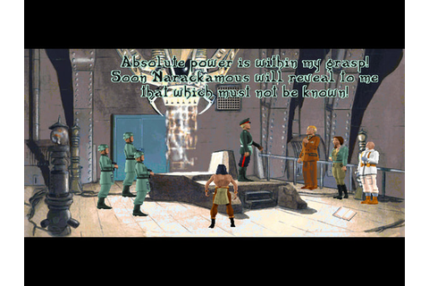 Call Of Cthulhu: Prisoner Of Ice - Download - Free GoG PC ...