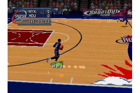 NBA Shootout 2000 Download Game | GameFabrique