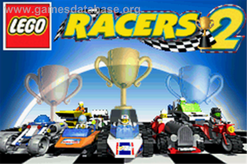 LEGO Racers 2 - Nintendo Game Boy Advance - Games Database