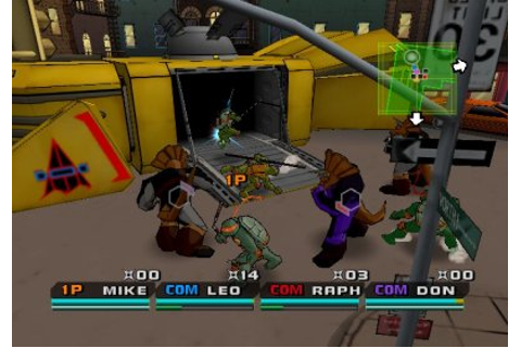 Teenage Mutant Ninja Turtles 3: Mutant Nightmare - NDS ...