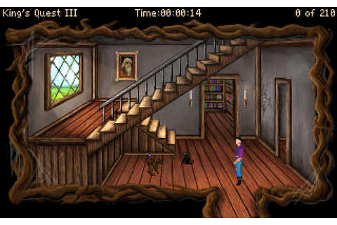 King's Quest III Redux: To Heir is Human Screenshots for ...