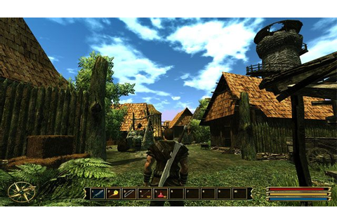 Gothic 3 GAME MOD ENB and SweetFX for Gothic 3 - download ...