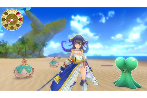 Genkai Tokki: Seven Pirates opening movie, World Map and ...