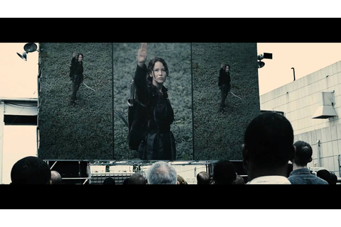 Hunger Games ǁ The Day The World Went Away - YouTube