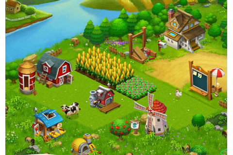 Happy Acres - Farm Games Free