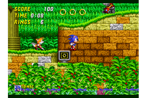 Sonic the Hedgehog 2 Download Game | GameFabrique