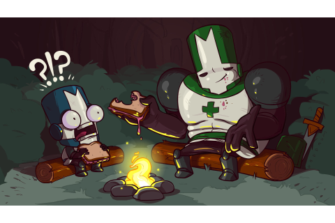 Castle Crashers – Game Art and Screenshots Gallery
