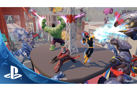 Disney Infinity: Marvel Super Heroes (2.0 Edition) – Walk ...