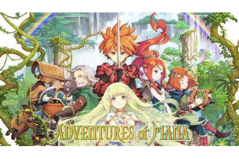 Adventures of Mana APK + MOD Android Free Download