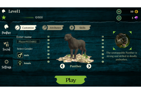 Panther Online - Android games - Download free. Panther ...