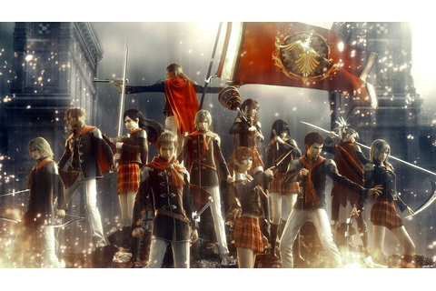 Final Fantasy Awakening – Quick look at new China FF ...