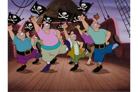 Pirate Crew (Peter Pan)/Gallery | Disney Wiki | Fandom