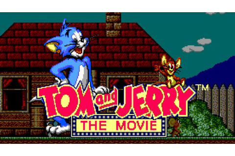 Tom and Jerry - The Movie (Master System) - Partida ...