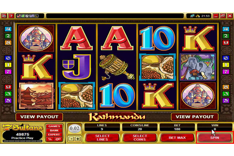 Casino Games: The Kathmandu Video Slot from 7 Sultans ...