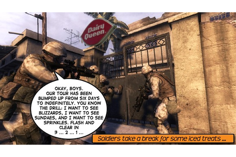 Six Days in Fallujah game info, screenshots, videos