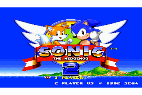 Sonic the Hedgehog 2 ::: First 15 Minutes ::: Gameplay ...