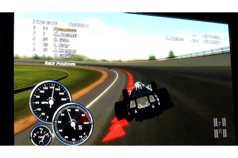 Indianapolis 500 Evolution XBOX 360 with someone that CAN ...