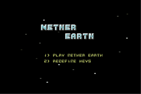 Download Nether Earth - My Abandonware