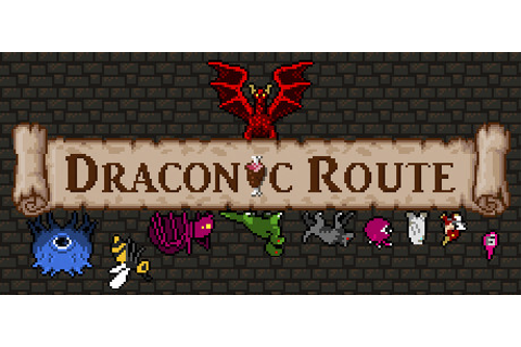 Draconic Route Free Download PC Game for windows/mac