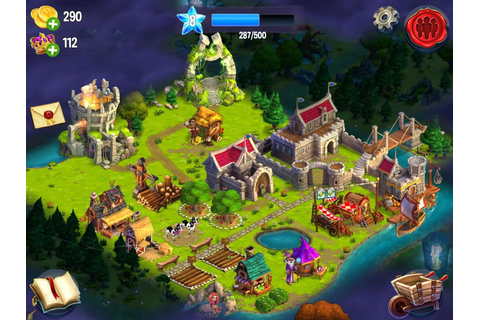 Castleville Legends Review - Virtual Worlds Land!