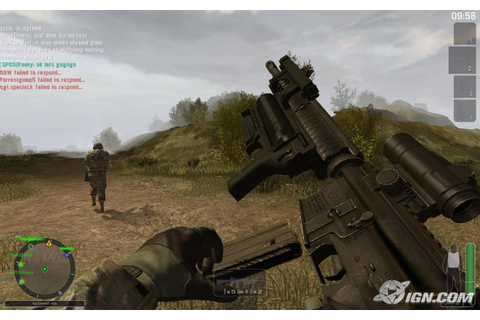 America's Army 3 Screenshots, Pictures, Wallpapers - PC - IGN