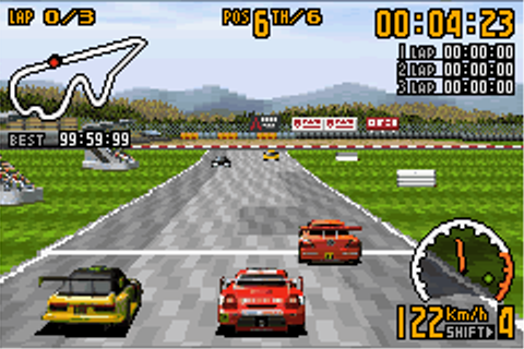 Play Top Gear GT Championship Online - Play Game Boy ...