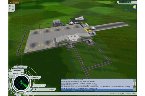 Download PC Games Airport Tycoon 3 For Free | GAMES FREE