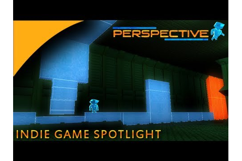 Perspective - A free unique first person platformer ...