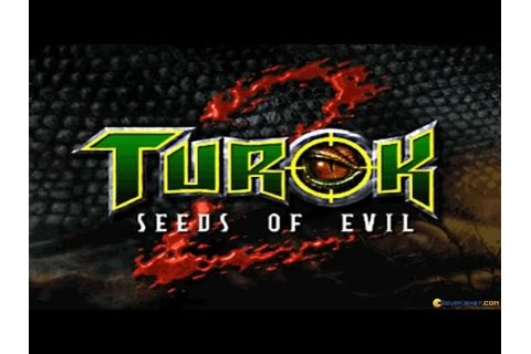 Turok 2: Seeds of Evil gameplay (PC Game, 1998) - YouTube