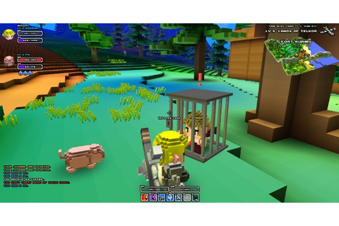 Cube World | Rock, Paper, Shotgun - PC Game Reviews ...